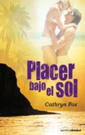 Placer bajo el sol – Cathryn Fox