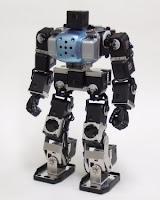 BIPED ROBOT NEWS JAPAN: `MELISSA`, new robot parts sets for KRS-4000