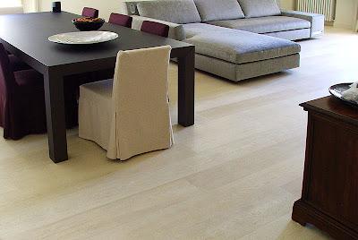 Consigli per la casa e l 39 arredamento le porte in rovere for Ambientazioni case moderne