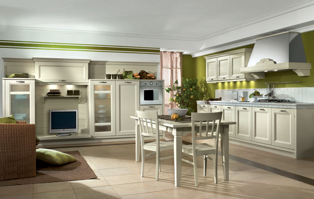 Dipingere Cucina Legno - Idee Per La Casa - Douglasfalls.com