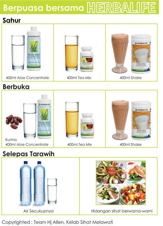 Program Puasa Herbalife