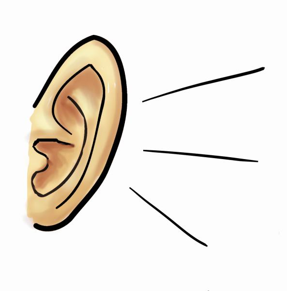 clipart good listener - photo #48