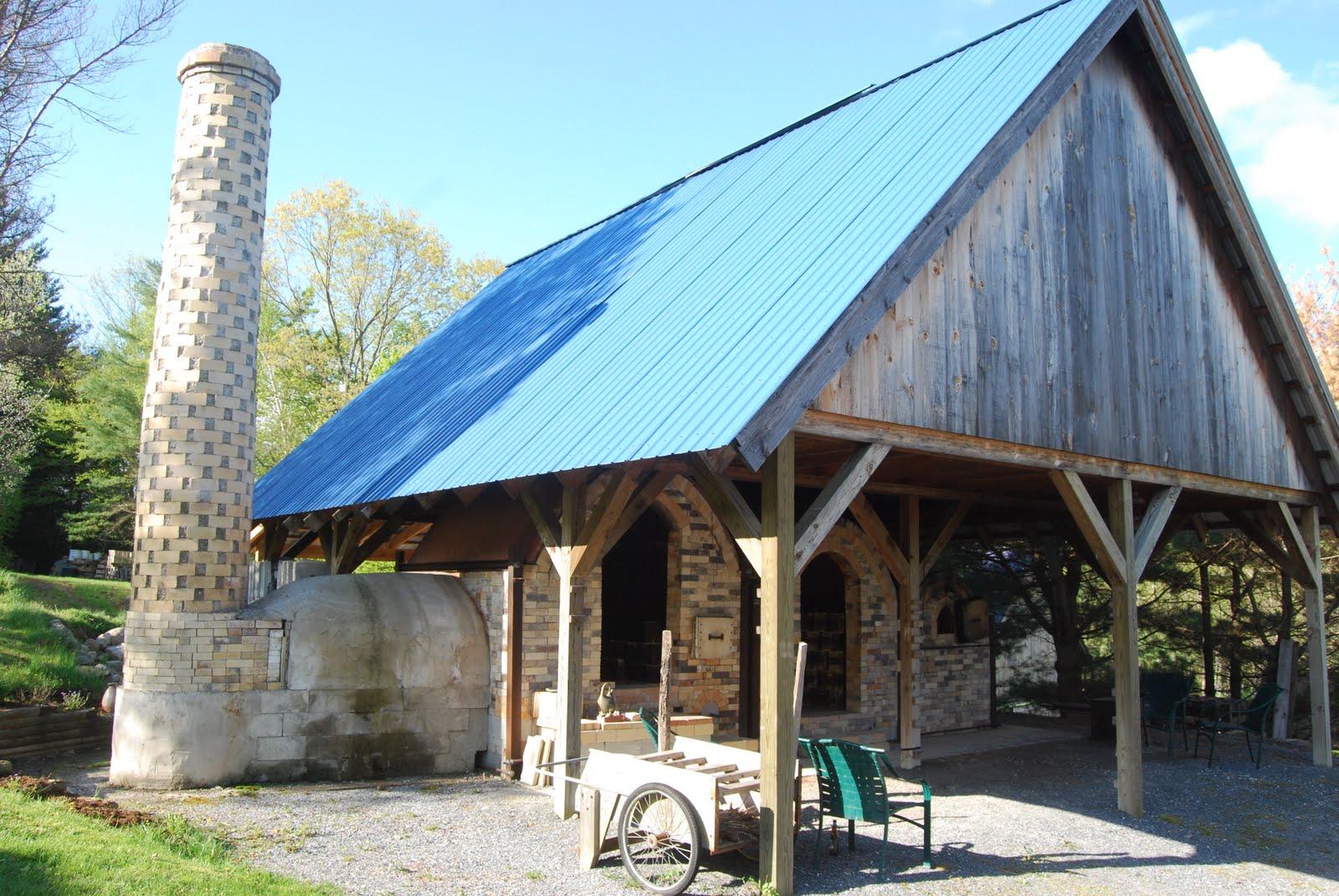 Hatchville Pottery May 2010