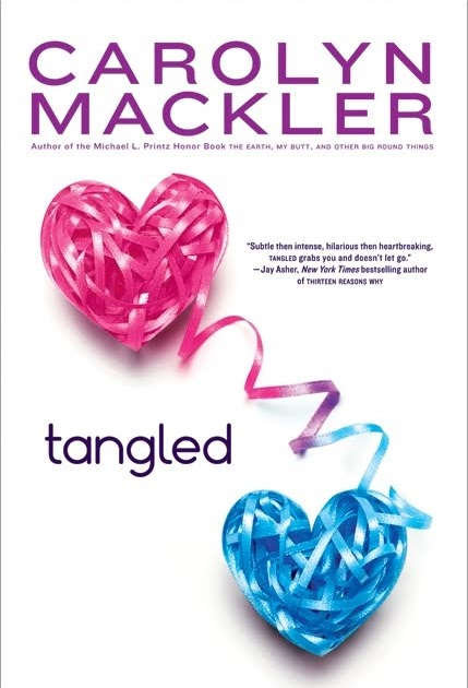Tangled carolyn mackler