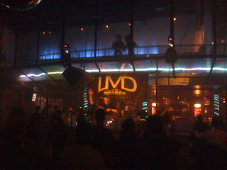 LMD Room at Circus Disco
