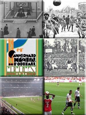 Permainan Sepak Bola Berasal Dari : permainan, sepak, berasal, SEJARAH:, Sepak