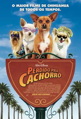 Baixar Filme Perdido pra Cachorro - Dublado