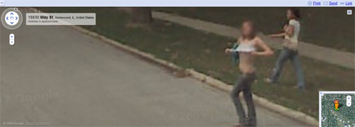 The Funniest Google Street View Pictures 10 Funny Google