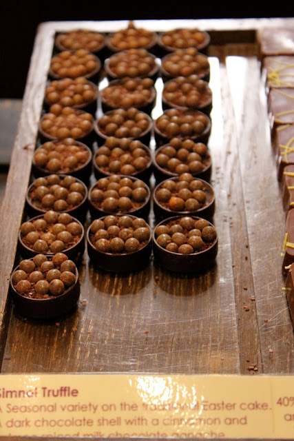 Simnel truffles, paul a young