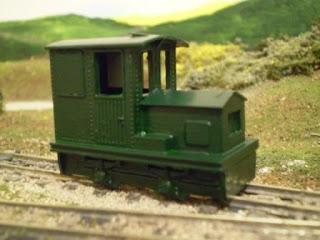 Eggerbahn diesel conversion