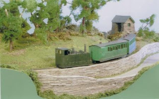 Wood End 009 layout