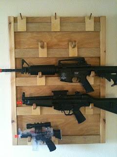 Rudy Easy Gun Rack Woodworking Plans Wood Plans Us Uk Ca
