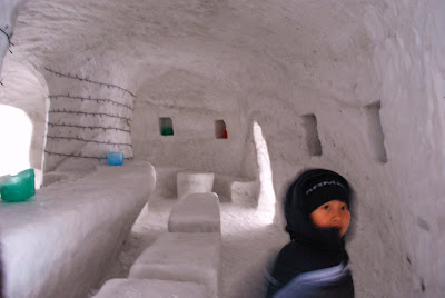 TRAVELOG: SNOW FESTIVAL- IGLOOS