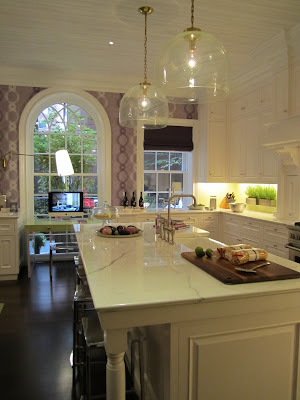 Venetian Marble Kitchen Bath