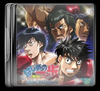 Hajime no ippo new challenger ost download