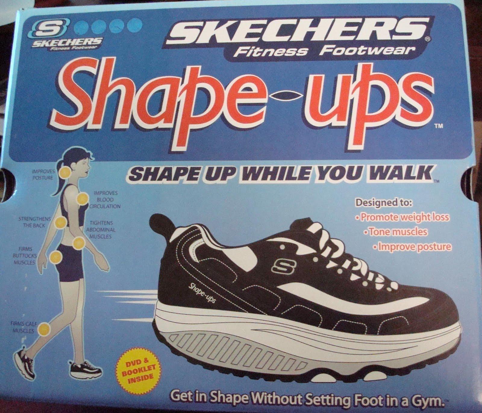 efcb6e4a83a8 XmasDolly  SHAPE-UPS ARE MINE - SKECHERS!!! WOO HOO!