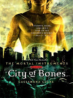 City of Bones, City of Ashes, City of Glass by Cassandra Clare