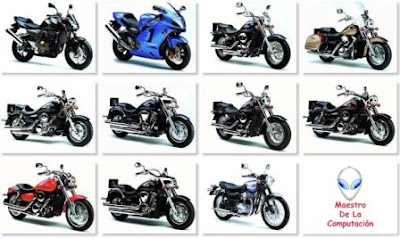Coleccion de Wallpapers de Motos