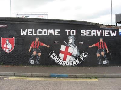 Cataday Crew on Tour : Crusaders 1-0 Coleraine