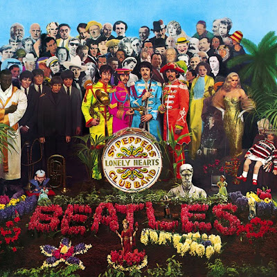 in the life of the beatles sgt pepper 39 s lonely hearts club band. Black Bedroom Furniture Sets. Home Design Ideas