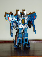 BotCon Thundercracker Robot Mode