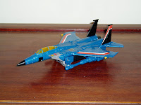BotCon Thundercracker Vehicle Mode