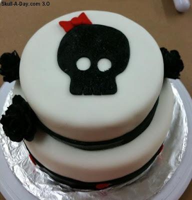 Kylie Birthday Cake