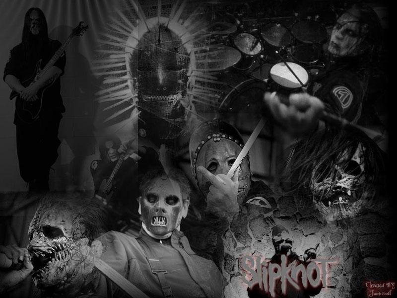 Black Veil Brides Wallpaper World Of Rock Slipknot Imagens