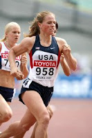 Erin Donohue used mental toughness to qualify for the 2008 US Olympic Team 1500