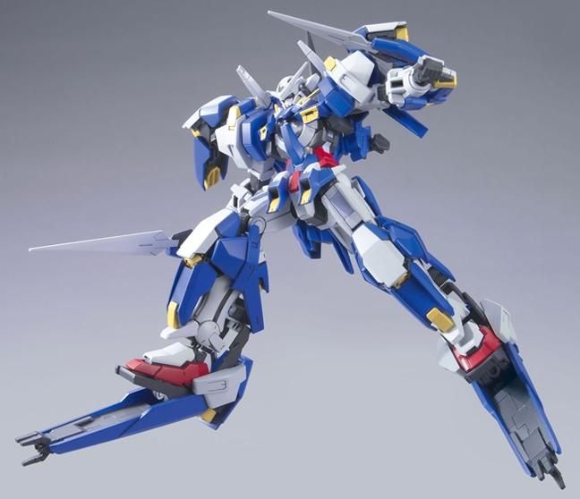 Hobbykid Hg00 1 144 Gundam Avalanche Exia