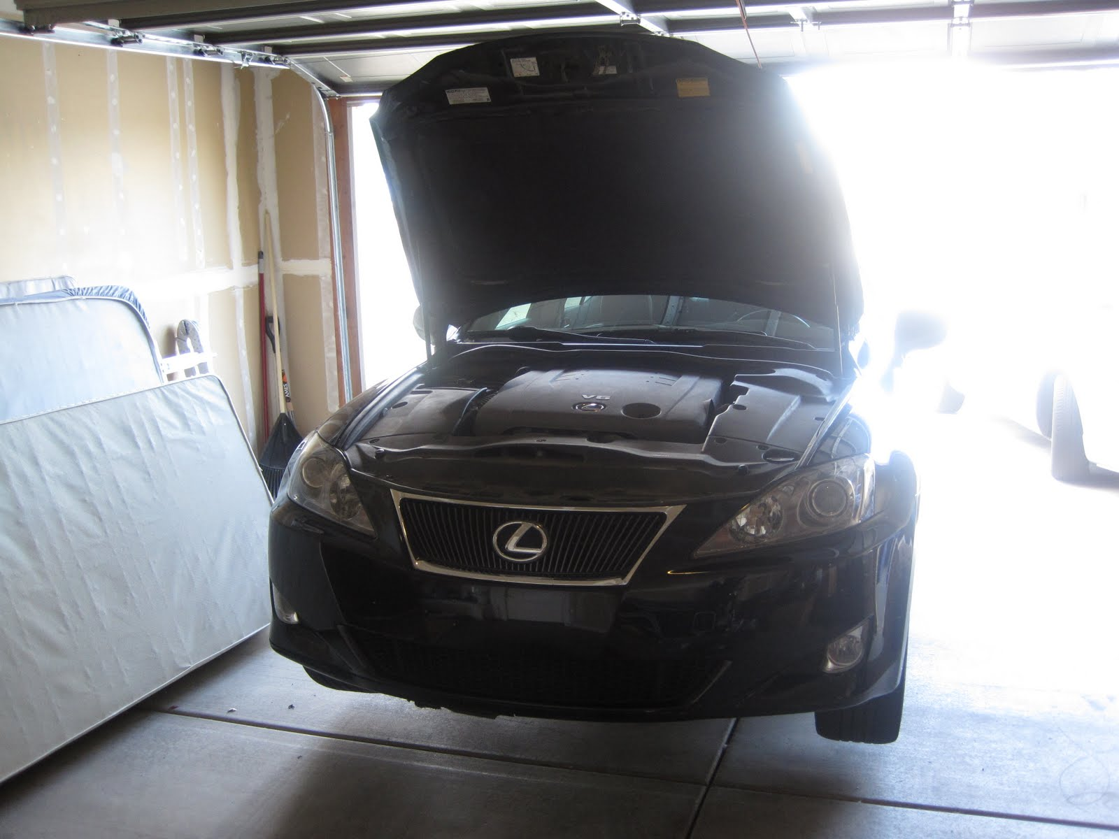 Andy Andy Blog Lexus IS 250 350 How to Perform an Oil Change