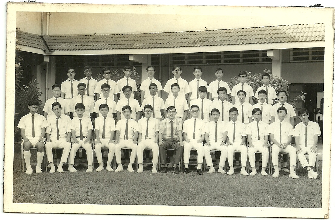 Class of 1971 - Old Xavierians, ST Xavier's Institution Penang