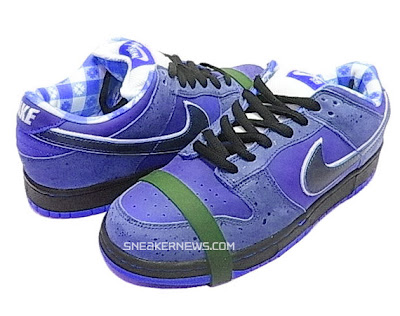 """the latest 7cf8d 5c876 ... Create and Destroy Concepts x Nike SB """"Blue Lobster"""" Dunk Low Premium  ..."""