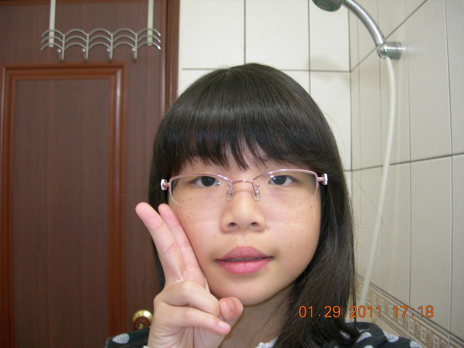 記得當時年紀小: 剪髮^