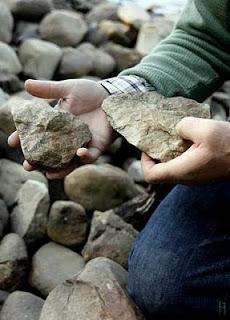 Paleolitico Noticioso Hallados 12 útiles Del Paleolítico En