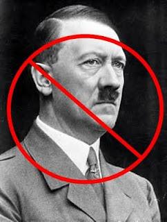NO reductio ad Hitlerum