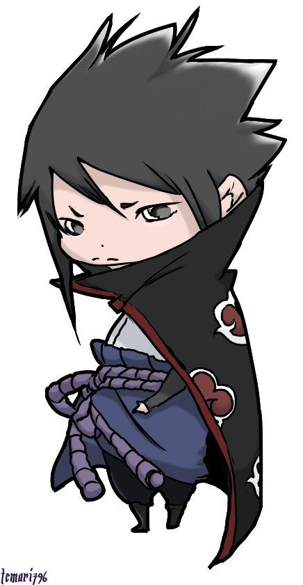 demon-sasuke - Chibis