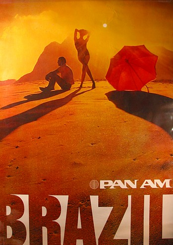 Fly Brother Vintage Travel Posters Vtp Rio