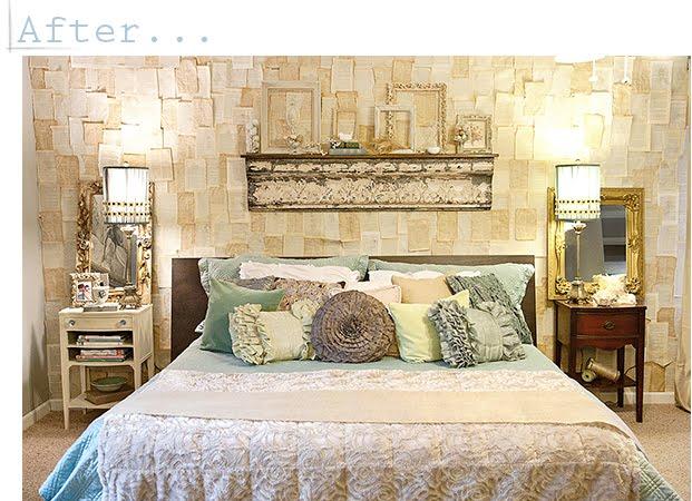 Grace Upon Grace Al: Vintage Inspired Bedroom Makeover