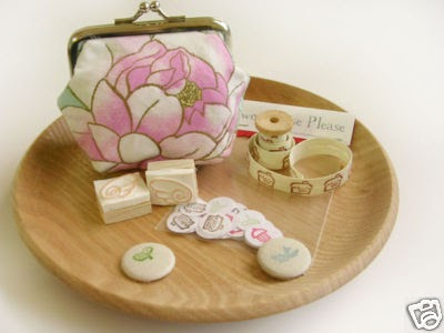 Handmade Help Item 57 Hand Carved Stamp Kit Relisted