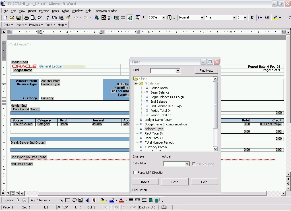 Oracle erp world bi publisher xml publisher reports for for Date format in xml publisher template