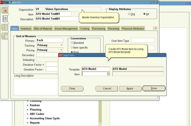 Oracle Apps Techno Functional                : Complete Flow