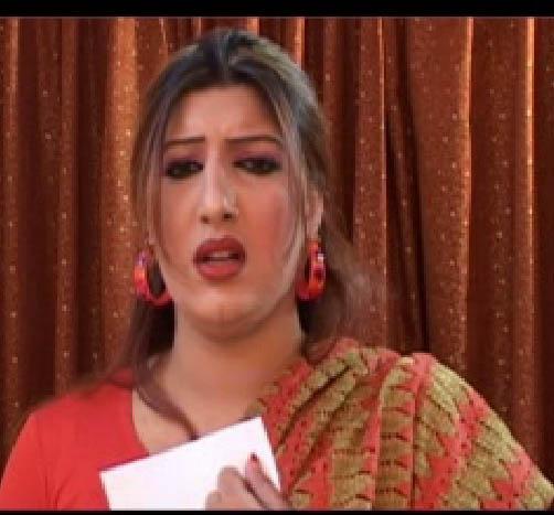 Semono Iku: Pakistani Pashto Film Hot Actress Semi Khan