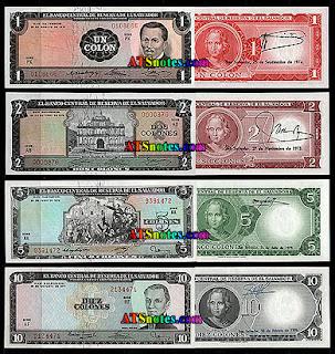 La Evolucion Del Dinero En El Salvador