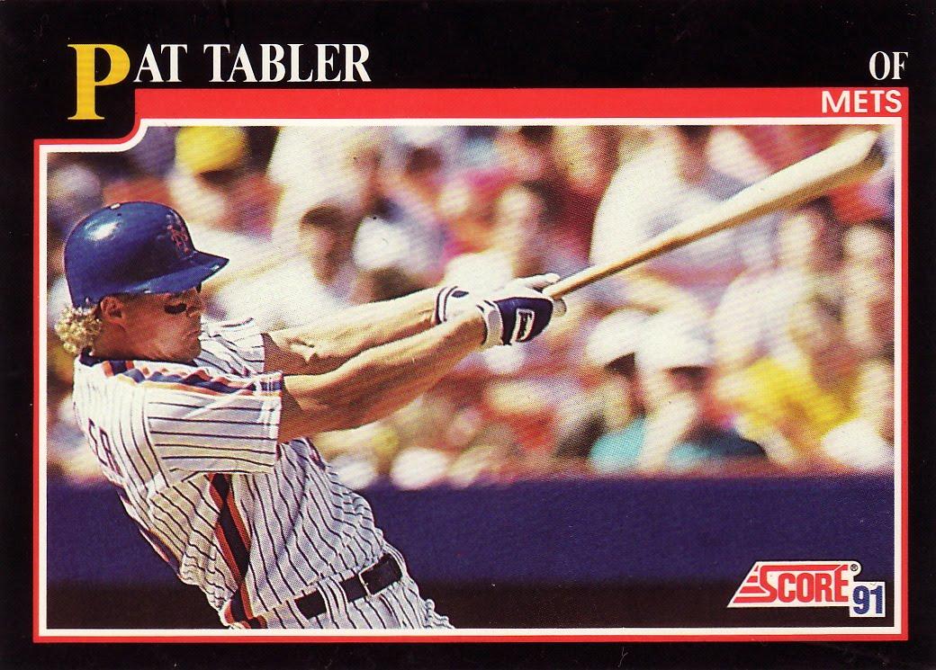 The Baseball Card Blog: Tabler Quad