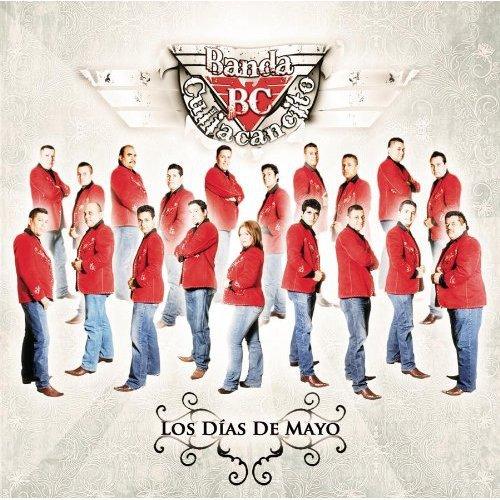 Banda Culiacancito - Los Dias De Mayo (2010) (Album / Disco Oficial)