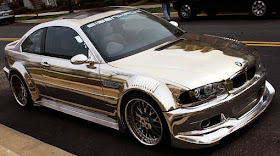 All About Freak Amazing Chrome Cars Pictures