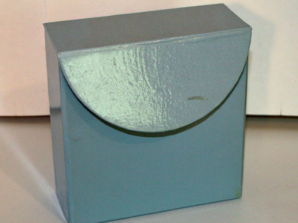 Altered CD Box