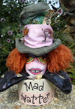 The Mad Hatter - we're all a little mad here