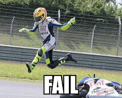 Motorcycle Fail - Fail Blog: Sports Epic Fails